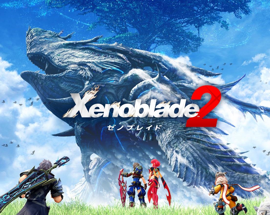 【ゲームレビュー】Xenoblade2の感想・レビュー