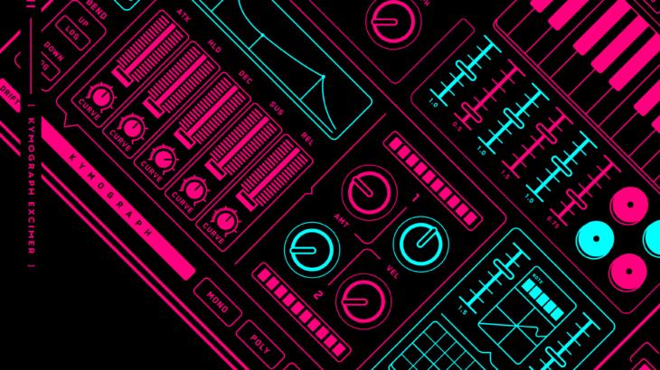 【KYMOGRAPH第二弾】次世代のスタンダードになりうるベースサウンドサンプル集「KYMOGRAPH EXCIMER」の開発者インタビュー