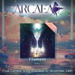 【楽曲解析】Filamentのプロジェクトを分析 part1